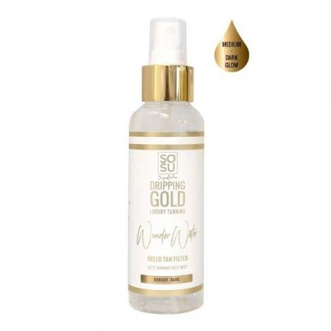 SOSU Dripping Gold Wonder Water
